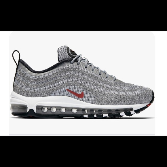 Air Max 97 LX Swarovski Silver sneakers 6fd1b3663